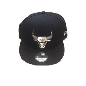 Chicago Bulls New Era Snapback Hat Cap